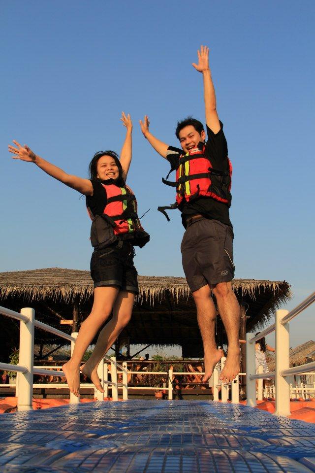 เลคเฮฟเว่น รีสอร์ท แอนด์ ปาร์ค (Lake Heaven Resort & Park) มัลดีฟส์แห่งเมืองไทย