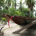 เรือขุดโบราณ