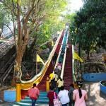 เที่ยววัดถ้ำเสือ อำเภอท่าม่วง จังหวัดกาญจนบุรี