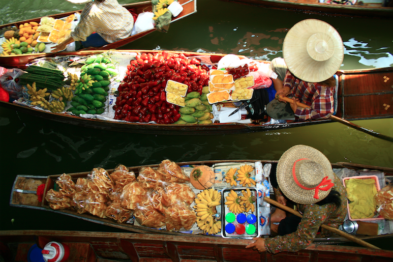 Floating Market Tour Ho Chi Minh