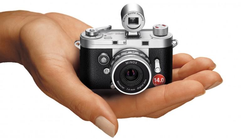 Minox DCC 14.0 กล้องถ่ายภาพ เล็กกะทัดรัด ราคาเบาๆ