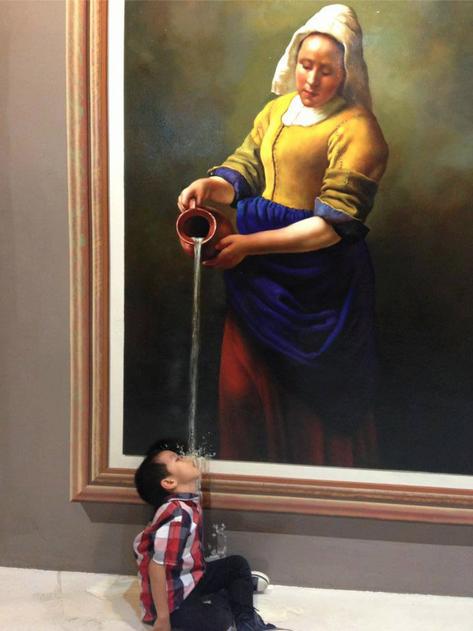 พิพิธภัณฑ์ภาพวาด 3 มิติ อาร์ต อิน พาราไดซ์ เชียงใหม่ (Art in Paradise Chiang Mai)