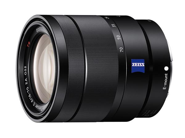 Carl Zeiss Vario-Tessar T* E 16-70mm F4 ZA OSS (SEL1670Z)