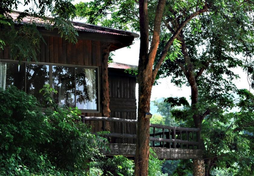 เฮฟเว่น แคว รีสอร์ท (Heaven Kwai Resort) ที่พักใกล้ชิดธรรมชาติ จังหวัดกาญจนบุรี
