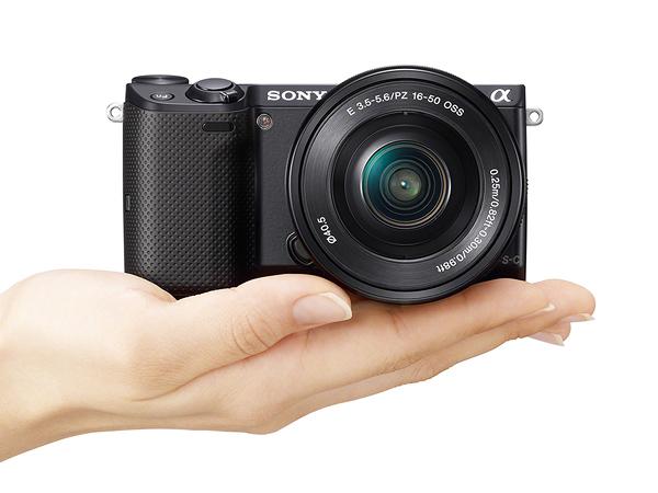 เปิดตัว Sony NEX-5T
