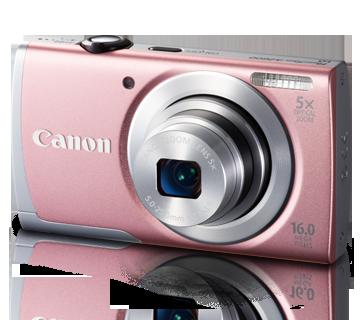 กล้องดิจิตอล PowerShot A2600