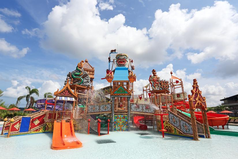 สวนน้ำรามายณะ พัทยา (Ramayana Waterpark Pattaya) จังหวัดชลบุรี