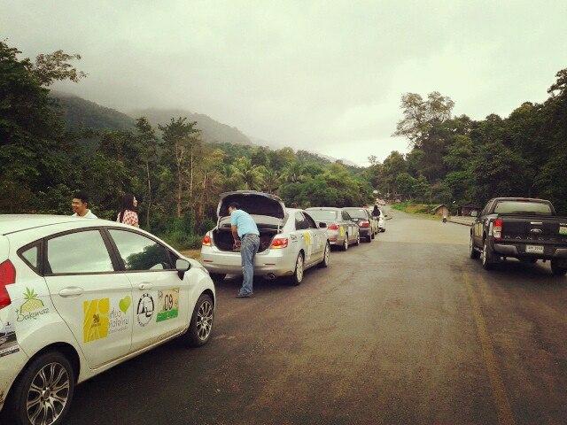 คาราวานงามทุ่งบัวตอง กองมูเสียดฟ้า พาเที่ยวปางอุ๋ง มุ่งสู่เมืองปาย 29 พฤศจิกายน - 3 ธันวาคม 2556