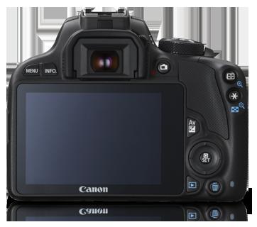 Canon EOS 100D กล้อง DSLR ขนาดเล็กที่สุดในโลก