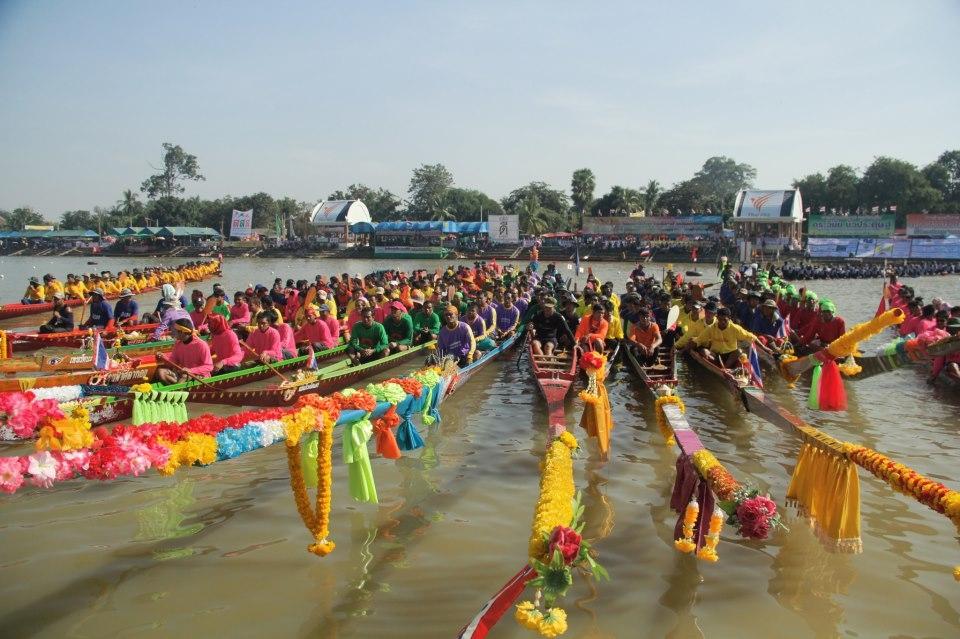 เทศกาลเที่ยวพิมายและการแข่งขันเรือยาวประเพณีชนะเลิศถ้วยพระราชทาน 7 - 10 พฤศจิกายน 2556