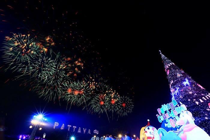 งานเทศกาลปีใหม่ พัทยา 2014 (Pattaya Countdown 2014) 25-31 ธันวาคม 2556 ณ ท่าเทียบเรือท่องเที่ยว (แหลมบาลีฮาย) พัทยาใต้ เมืองพัทยา จังหวัดชลบุรี
