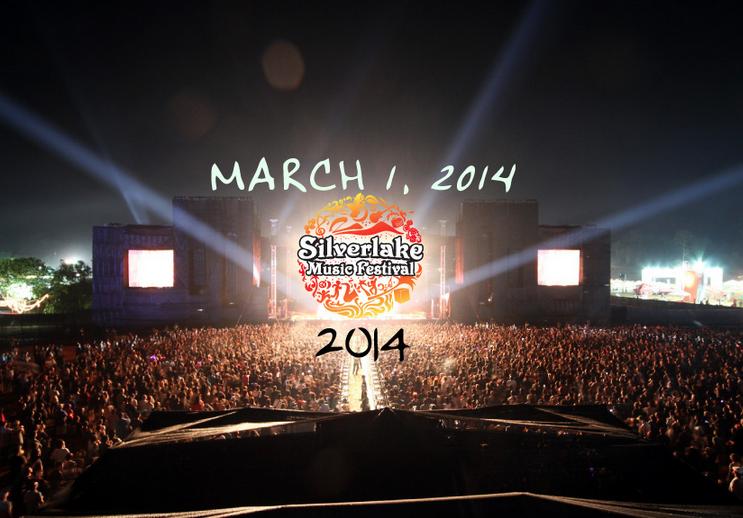 เทศกาลดนตรีกลางแจ้ง (Silverlake Music Festival 2014) วันเสาร์ 1 มีนาคม 2557 ณ ไร่อรุ่นซิลเวอร์เลค พัทยา