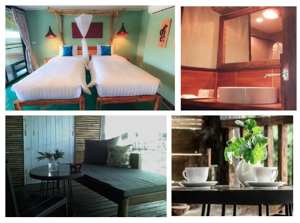 Sripakpra Deluxe Room: