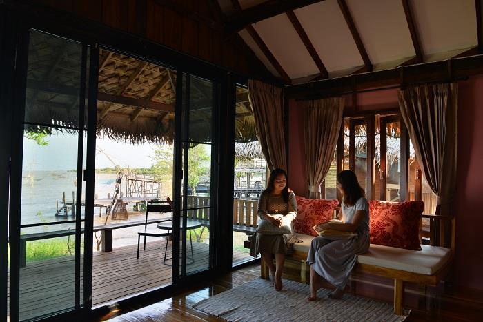 ศรีปากประ รีสอร์ท (Sripakpra Resort) จังหวัดพัทลุง