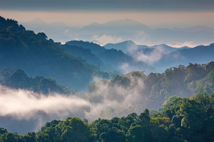 อุทยานแห่งชาติแก่งกระจาน จังหวัดเพชรบุรี แหล่งท่องเที่ยวทางธรรมชาติที่น่าสนใจ