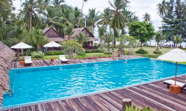 นานาบีช รีสอร์ท (Nana Beach Resort)