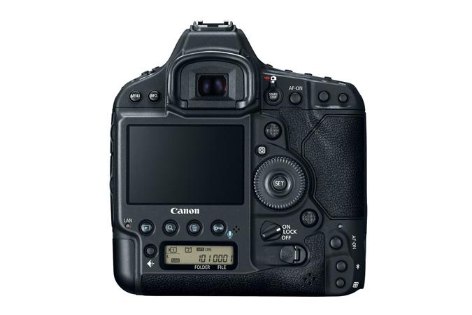 Canon EOS-1D X Mark II เปิดตัวอย่างเป็นทางการ