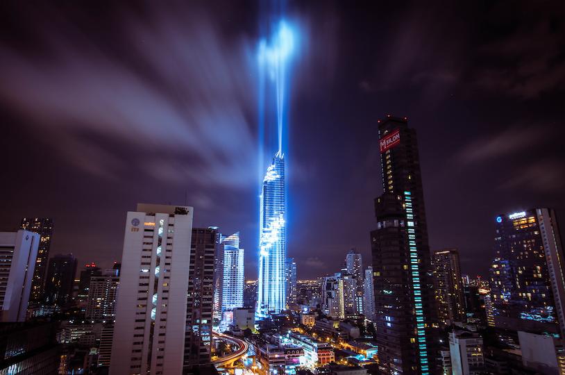 ตึกมหานคร (MahaNakhon Tower)