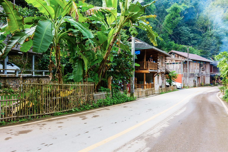 เที่ยวบ้านแม่กำปอง (Mae Kampong Village) จังหวัดเชียงใหม่