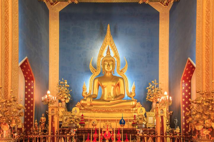วัดเบญจมบพิตรดุสิตวนารามราชวรวิหาร กรุงเทพมหานคร