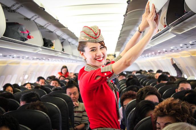 เวียตเจ็ทเอาใจนักท่องเที่ยวชาวไทยรับปีใหม่ จัดโปรฯ ครึ่งราคาสำหรับทุกเส้นทางบินในเวียดนาม
