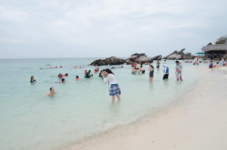 ล่องทะเล เที่ยวเกาะไข่นอก จังหวัดพังงา
