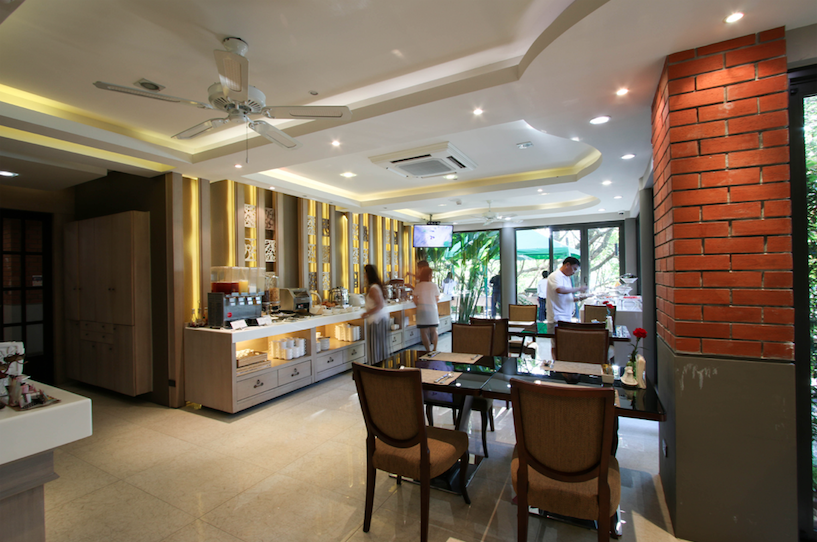 โรงแรมริมน้ำกลางจันท์ (Rimnaam Klangchan Hotel) จังหวัดจันทบุรี