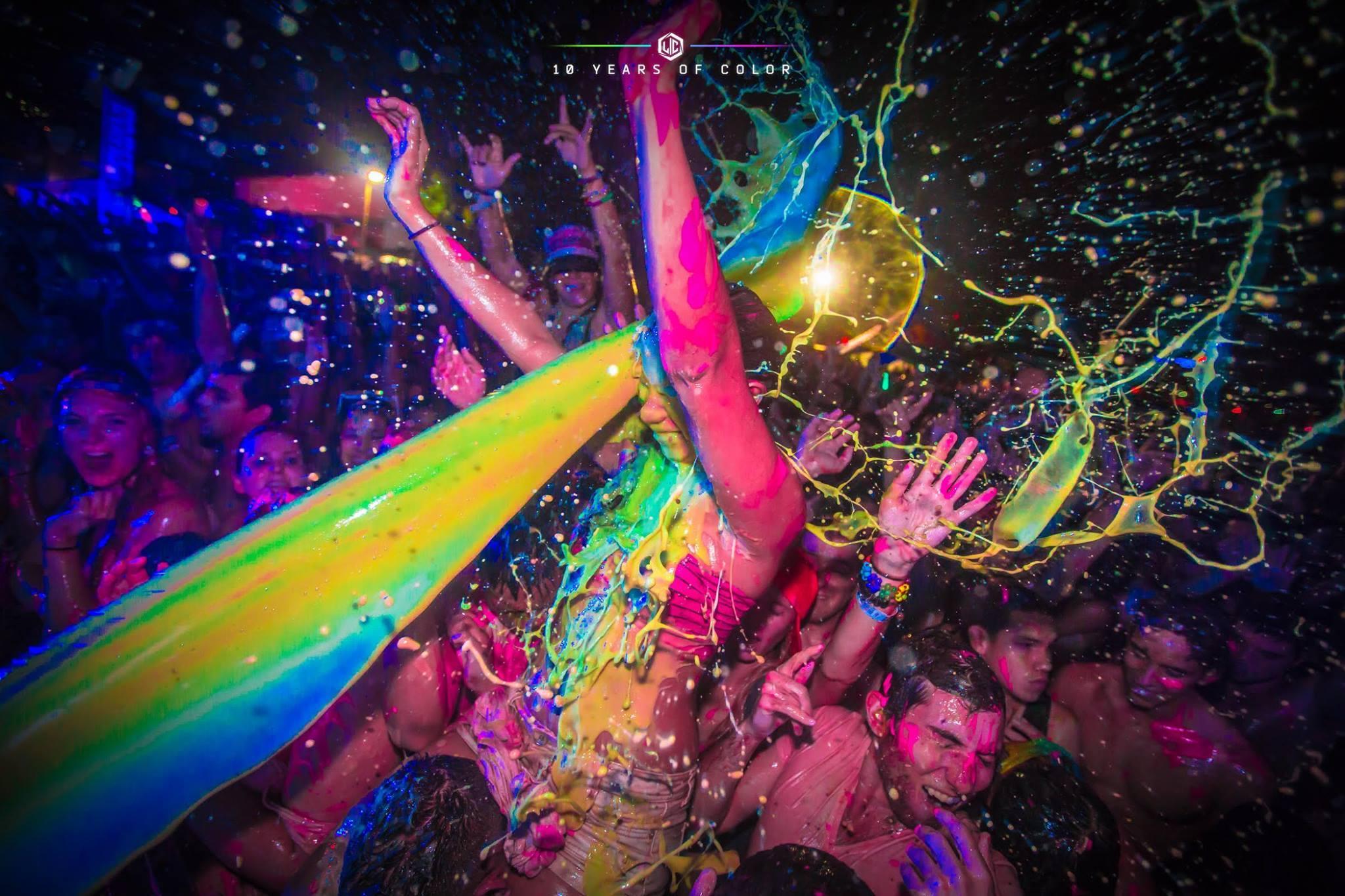 """ปาร์ตี้สาดสีระดับโลก Life in Color Bangkok """"The World Largest Paint Party"""" 23 กันยายน 2560 ณ Asiatique the Riverfront"""