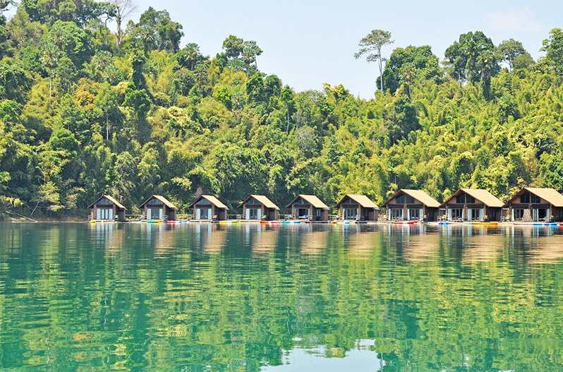 แพคเกจทัวร์แพ 500 ไร่ ทะเลสาบเชี่ยวหลาน จังหวัดสุราษฎร์ธานี (1 กันยายน 2560 - 31 สิงหาคม 2561)