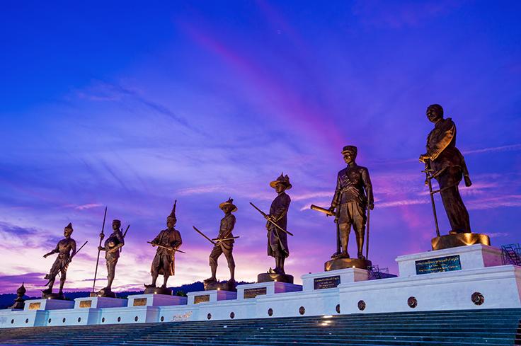อุทยานราชภักดิ์ แจ้งปิดปรับปรุง 15 วัน ระหว่างวันที่ 15-30 พฤศจิกายน 2560