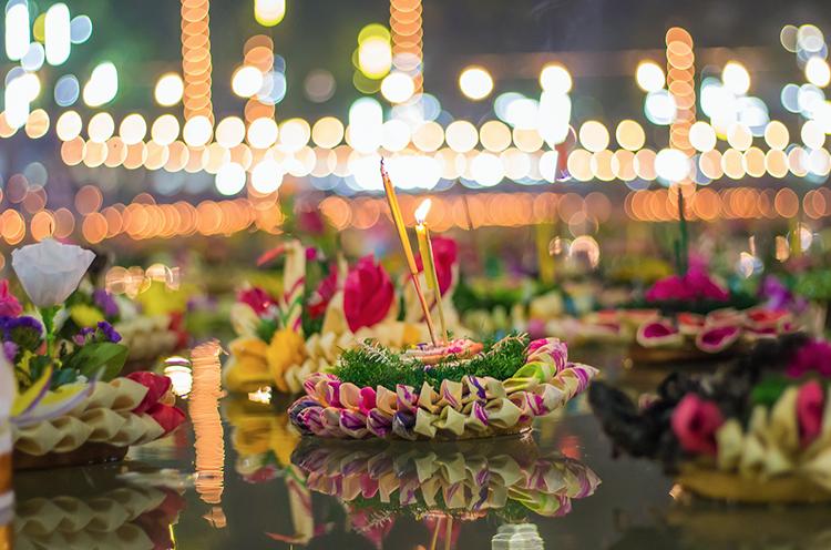 งานมหัศจรรย์ลอยกระทงราชบุรี ประเพณี 8 ชาติพันธุ์ ประจำปี 2560