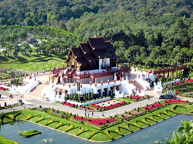 เทศกาลชมสวน (Flora Festival 2017) วันที่ 1 พฤศจิกายน 2560 – 28 กุมภาพันธ์ 2561 ณ อุทยานหลวงราชพฤกษ์ จังหวัดเชียงใหม่