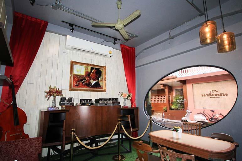 โรงแรมท่ามาจัน (Tamajun Hotel) จังหวัดจันทบุรี