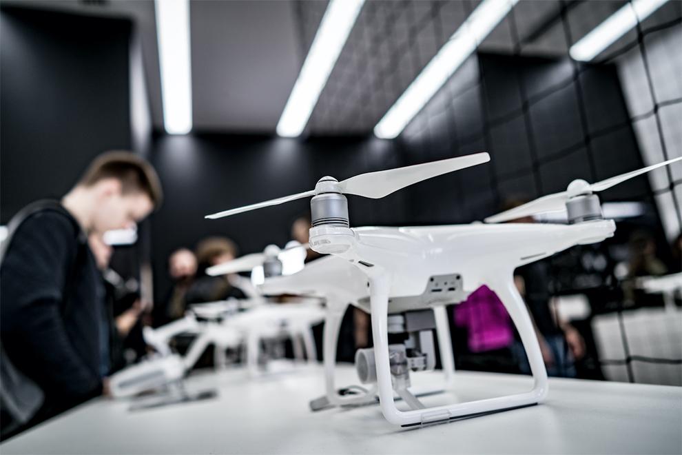 ข้อควรรู้ก่อนซื้อโดรน (Drone)