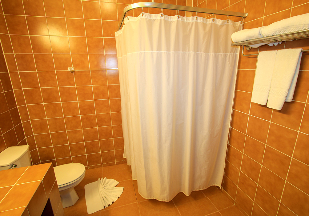 ห้องน้ำอ่างขาง เนเจอร์ รีสอร์ท