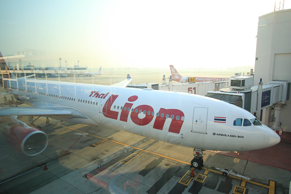 Thai lion Airbus A330-300