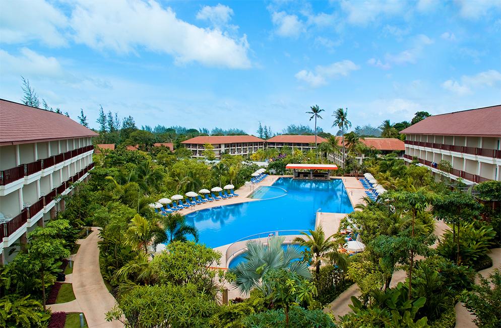 Centara Karon Beach Resort