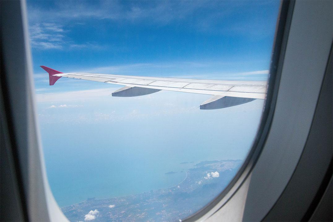 เที่ยวบินกรุงเทพฯ-ระนอง