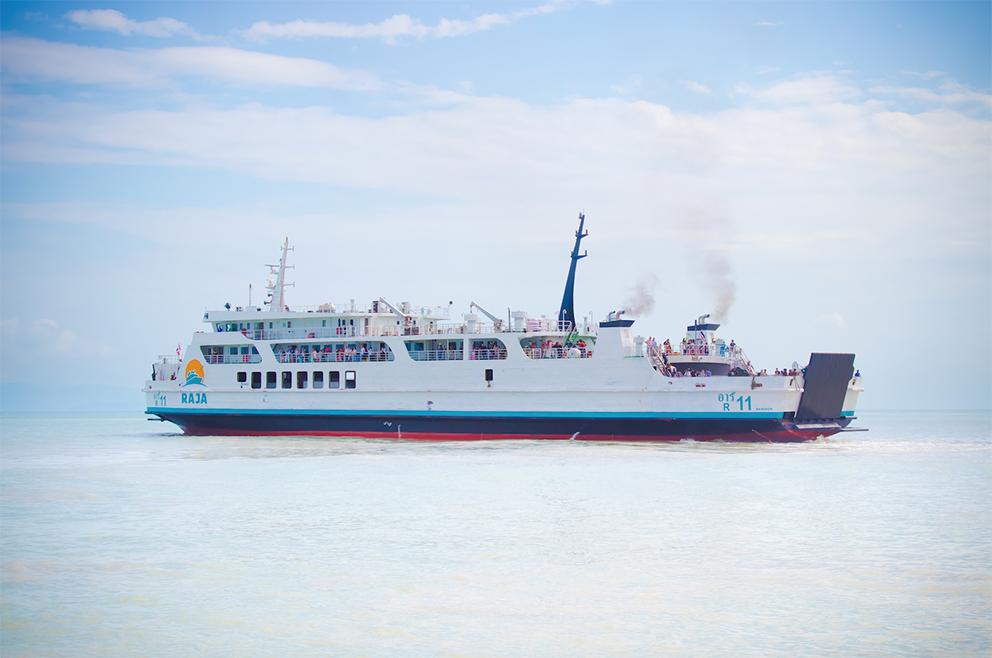 ท่าเรือราชาเฟอร์รี่เพิ่มเรือเสริมเที่ยวพิเศษ รองรับกลุ่มทัวร์เที่ยวบินเหมาลำและผู้โดยสารรอบค่ำ
