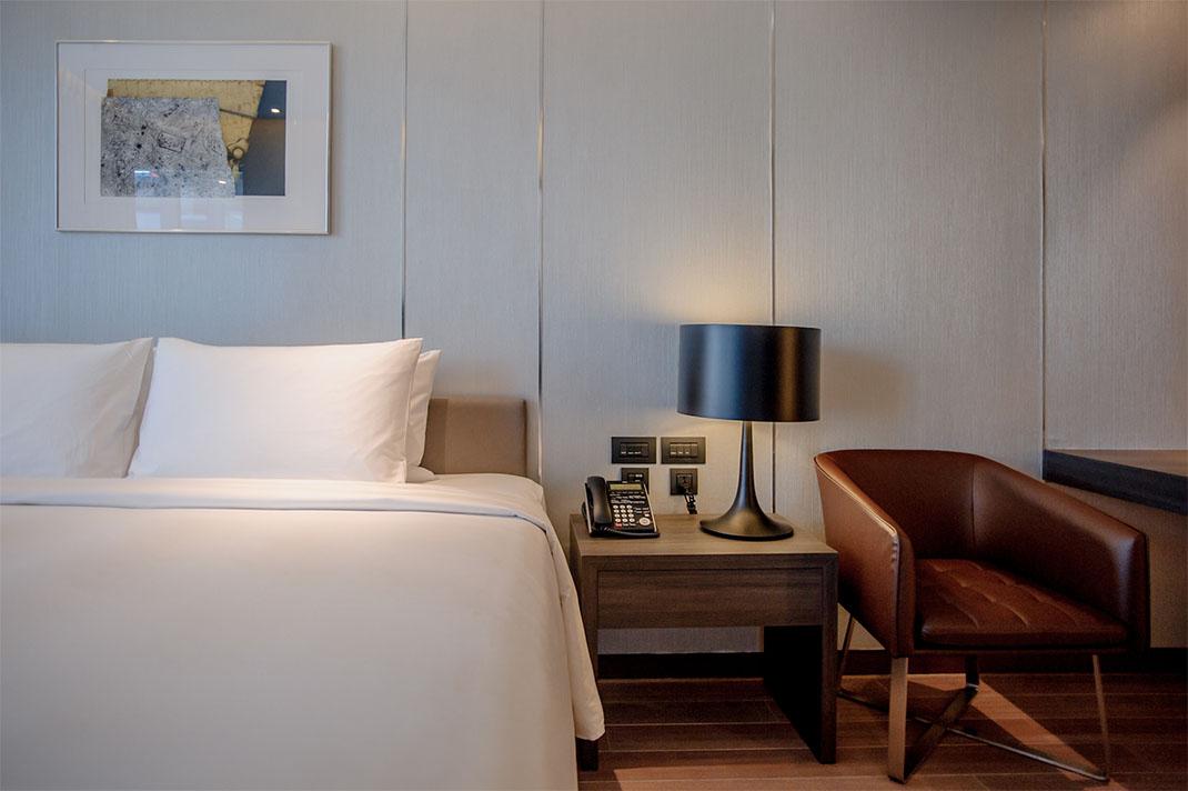โปรโมชั่น The Summer Sale ที่โรงแรมอัมรา กรุงเทพ มอบส่วนลดพิเศษเพิ่มอีก 12% จากโปรโมชั่นเดิมที่ได้รับอยู่แล้ว เข้าพัก 17 เมษายน – 31 ตุลาคม 2561