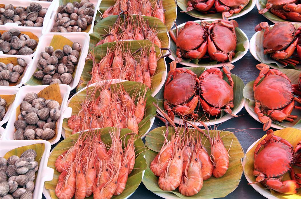 เทศกาลกินกุ้ง และของดีอำเภอบางแพ ประจำปี 2561 จังหวัดราชบุรี