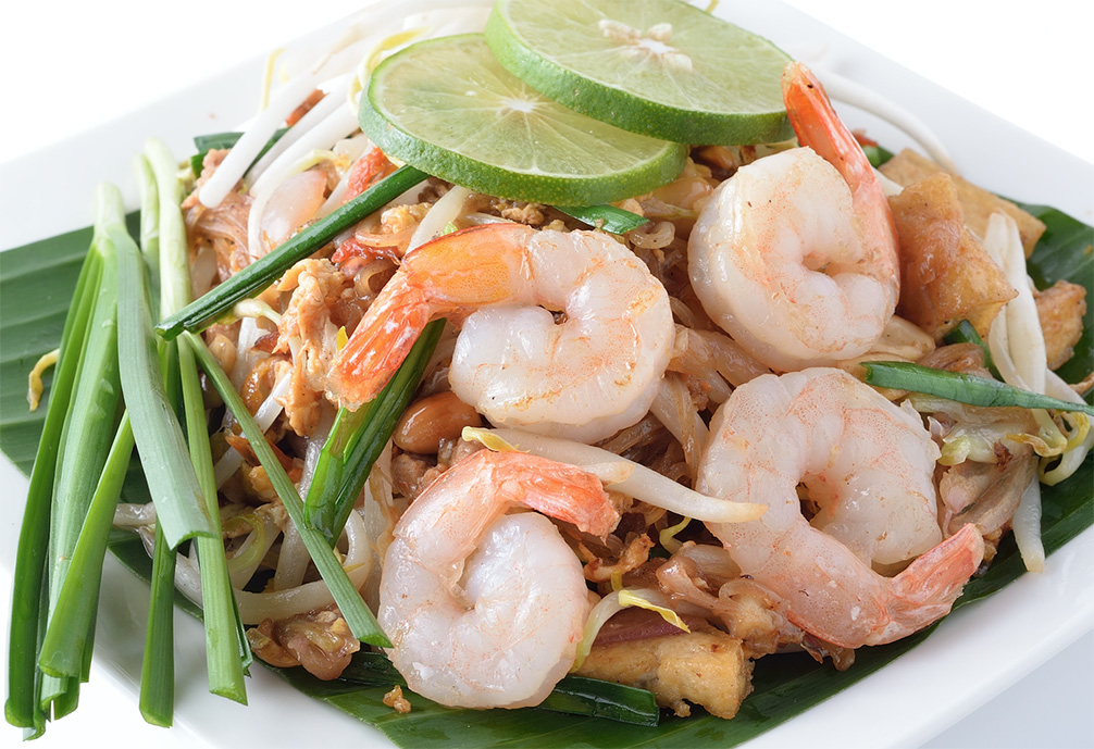 เทศกาลกินผัดไทย ไหว้พระสมเด็จเกษไชโย และงานรำลึก 146 ปี สมเด็จพระพุฒาจารย์ (โต พรหมรังสี) ประจำปี 2561 จังหวัดอ่างทอง