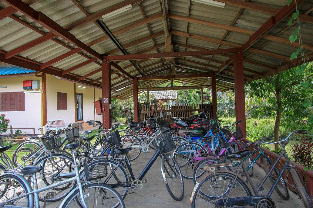 จักรยาน/รถมอเตอร์ไซต์เช่า
