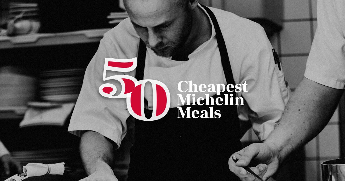 50 อันดับร้านอาหาร Michelin star จากทั่วทุกมุมโลกในราคาที่จับต้องได้ By Traveloka