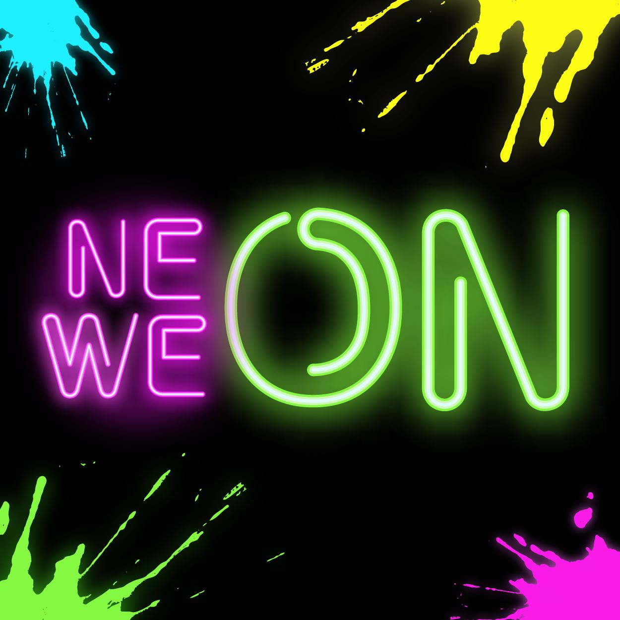 านวิ่งผลัดสาดสีเรืองแสง (Neon Weon Sunset Relay run) 10 พฤศจิกายน 2561 ณ ค่ายพระราม 6 ชะอำ จังหวัดเพชรบุรี