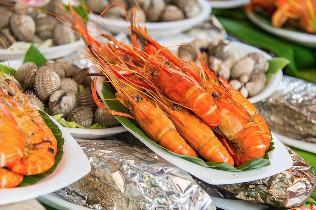 เทศกาลเที่ยวทะเลหาดบ้านเพ-เกาะเสม็ด ครั้งที่18 ประจำปี 2561 จังหวัดระยอง