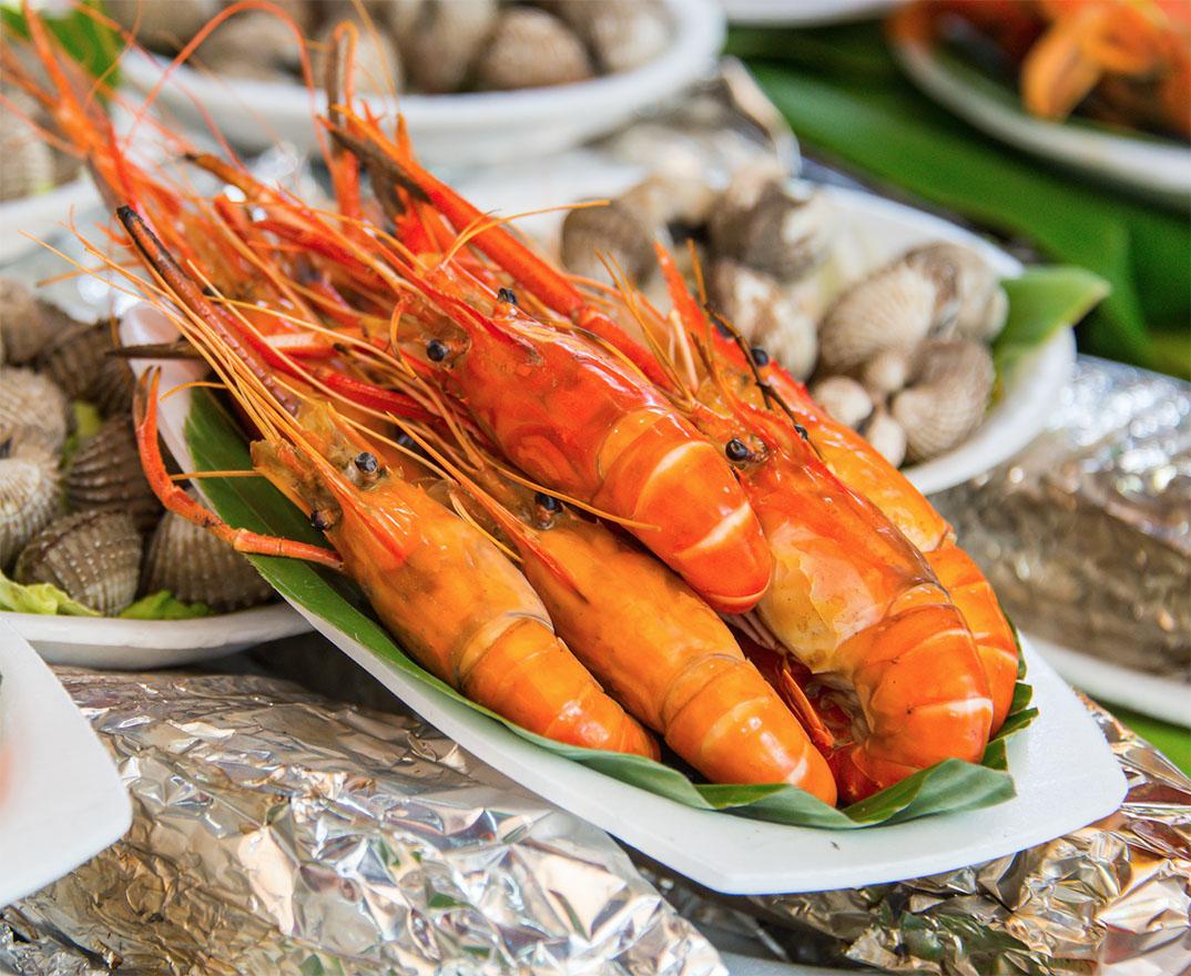 เทศกาลกินกุ้งบางแพ 7-10 ธันวาคม 2561 ณ ที่ว่าการอำเภอบางแพ จังหวัดราชบุรี