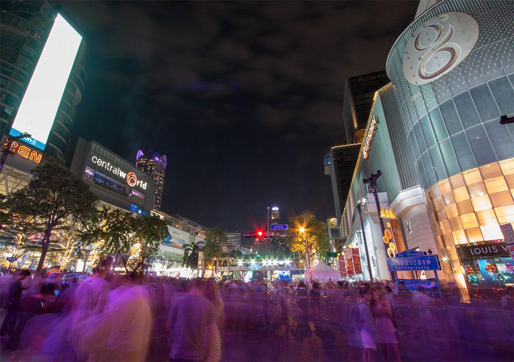 เที่ยวปีใหม่เซ็นทรัลเวิลด์ 2562 (Bangkok Countdown 2019 @CentralWorld)