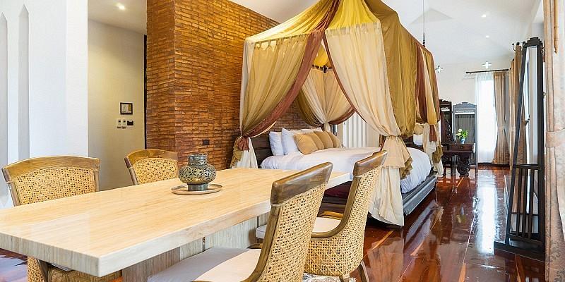 โรงแรมชินะปุระ (Shinnabhura Historic Boutique Hotel) จังหวัดสุโขทัย