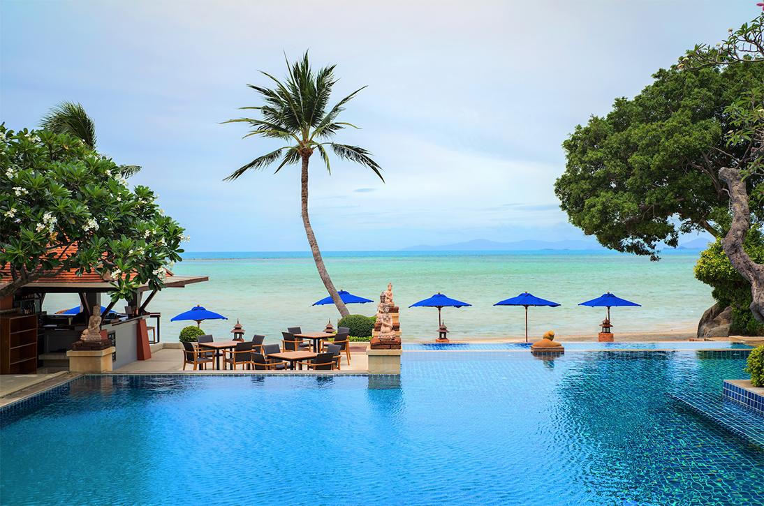 เรเนซองส์ เกาะสมุยนำเสนอแพคเกจ 'HOLIDAY STAY & SAVE' มอบห้องพักราคาพิเศษพร้อมสิทธิพิเศษมากมายสำหรับทริปท่องเที่ยวเกาะสมุย จองแพคเกจนี้ได้จนถึงวันที่ 31 สิงหาคม 2562
